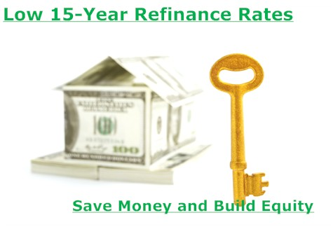15-Year Fixed Refinance Rates
