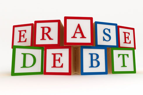 Military Debt Consolidation