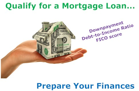 Prepare Yourself to Qualify for a Mortgage Loan