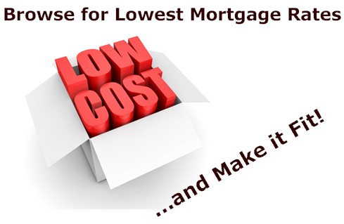Lowest Mortgage Rates | Shop Around