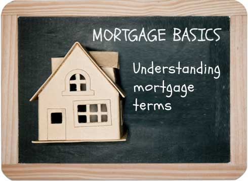 Understanding Mortgage Terms: The Financial Terms