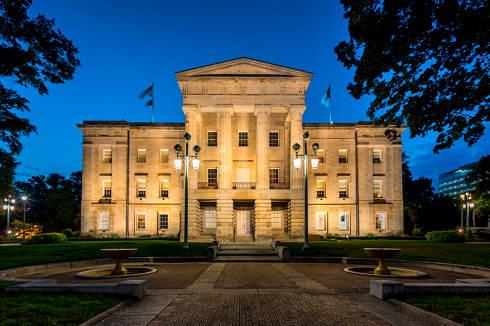 North Carolina Collection Laws