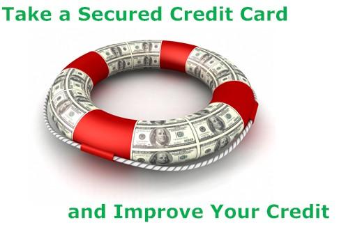 Secured Credit Card: Be Careful