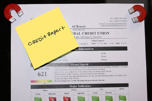 Credit Questions and Answers
