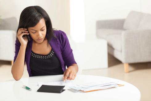 Insufficient Debt Verification