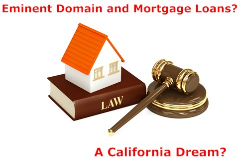 Troubled Mortgages: Is Eminent Domain a Viable Alternative?