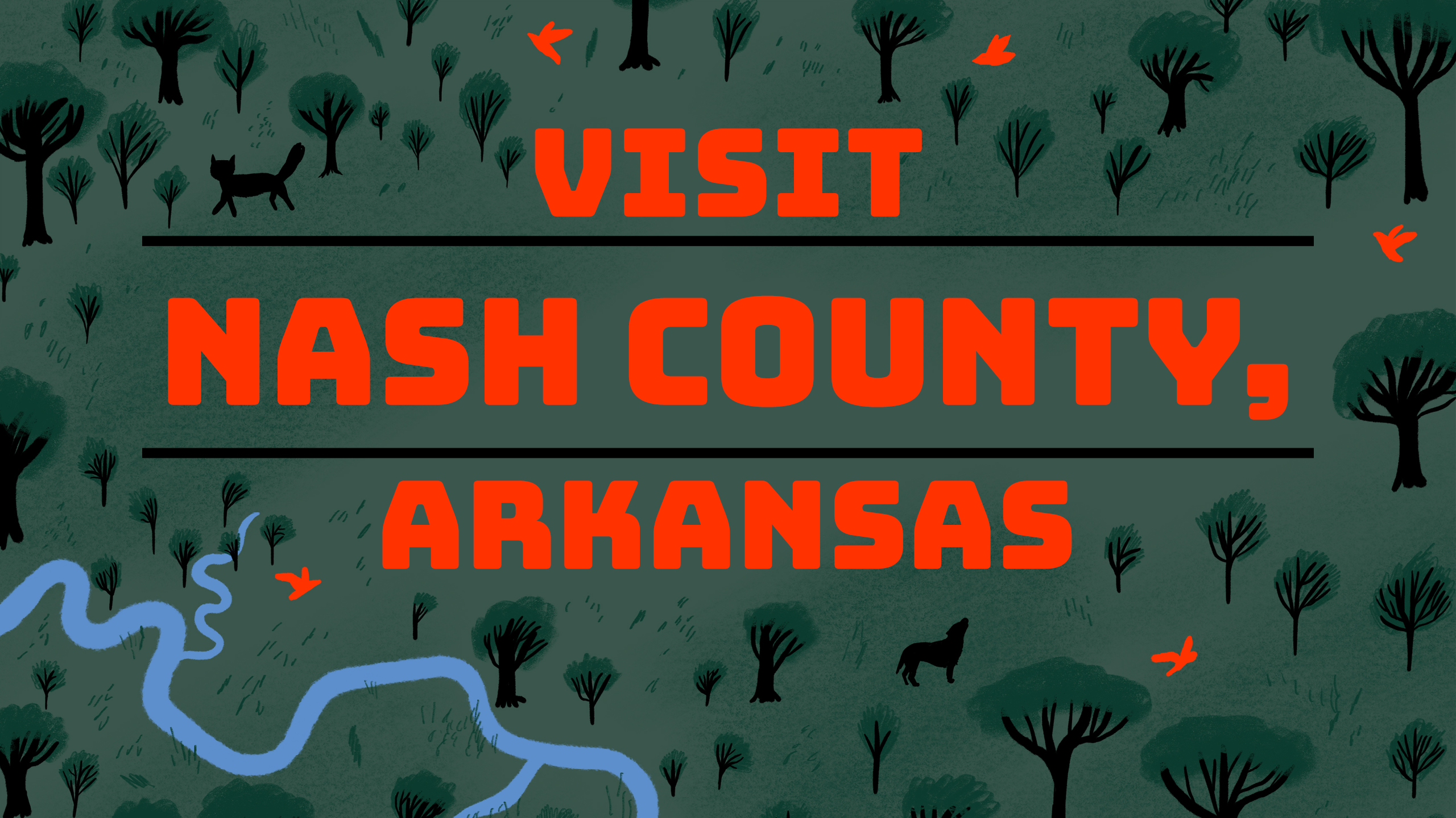 Header: Visit Nash County
