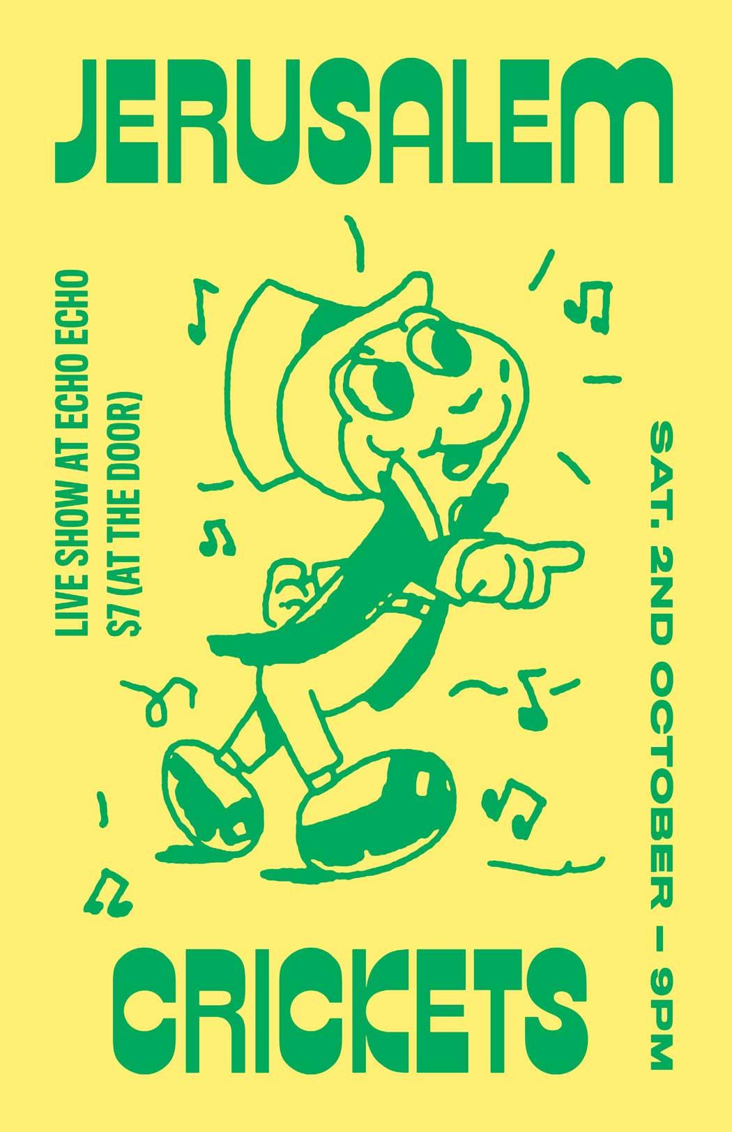 Fsg Originals Punk Show Poster Redux