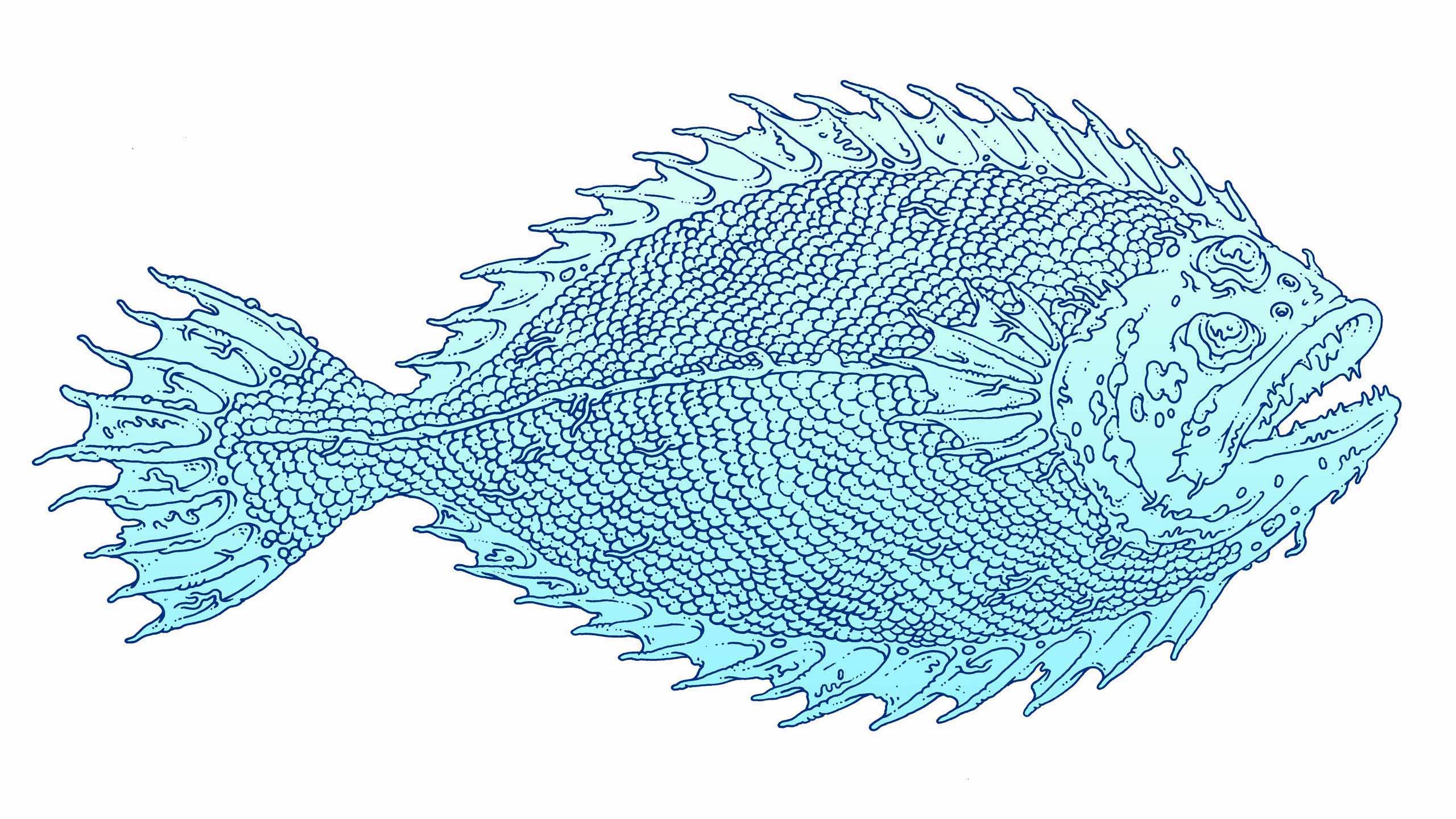 Flounder creature final