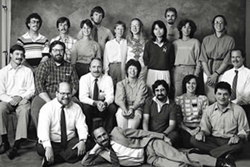 1986. sybase early employees rs