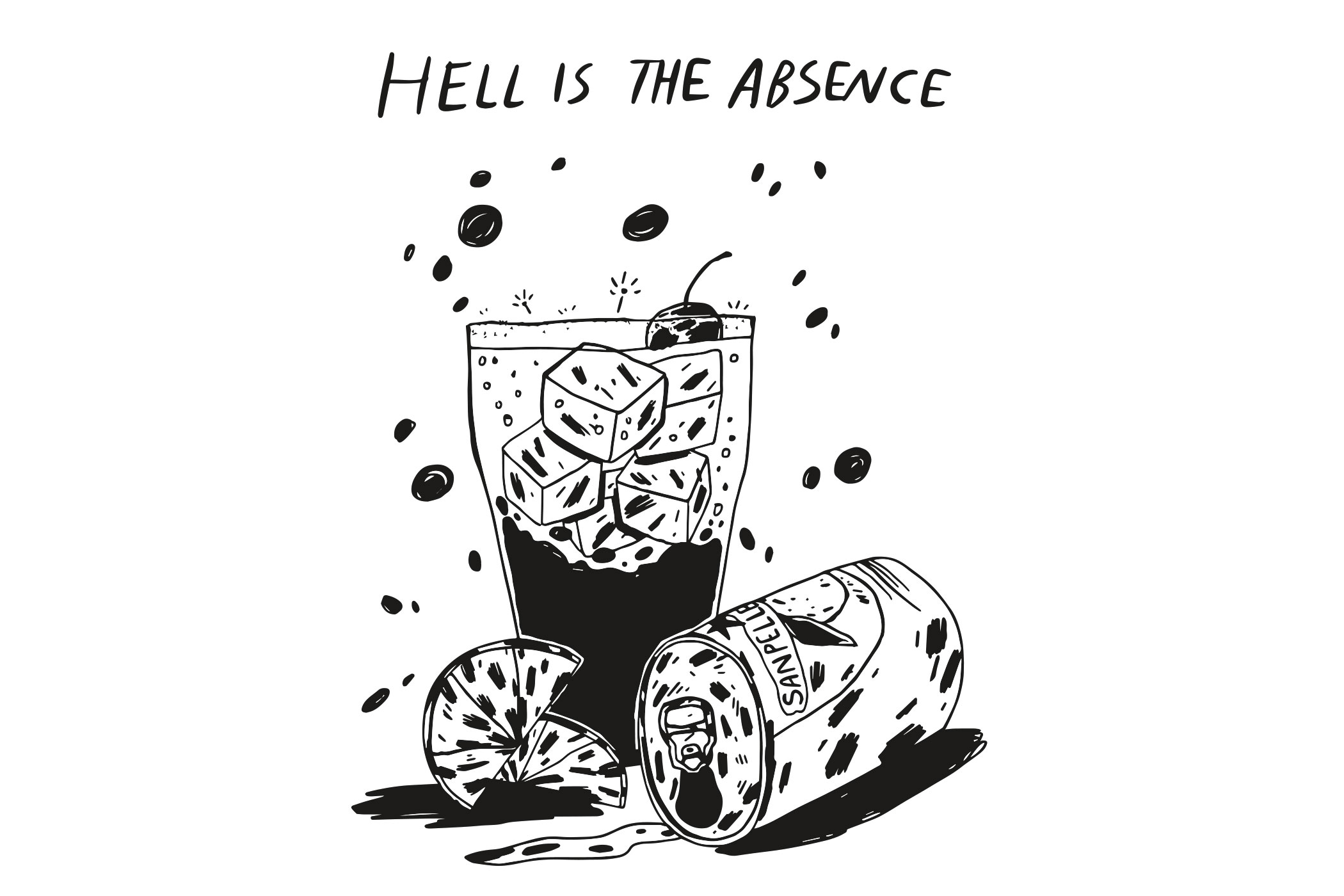 Hell Is The Absence web2