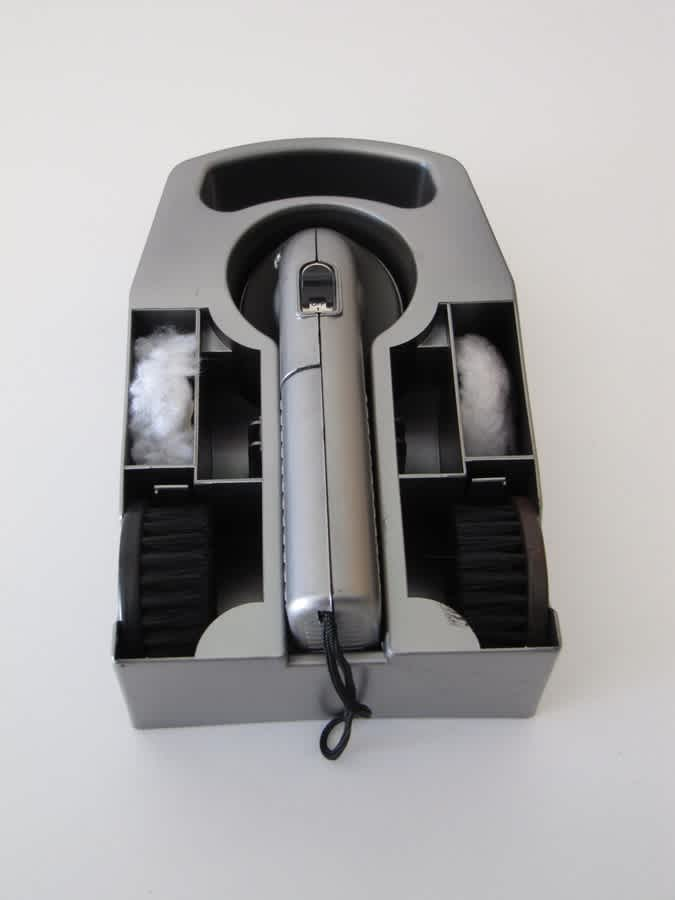 Maquina Limpiar Tesoros Zapatos De Trastero j34LqAcR5