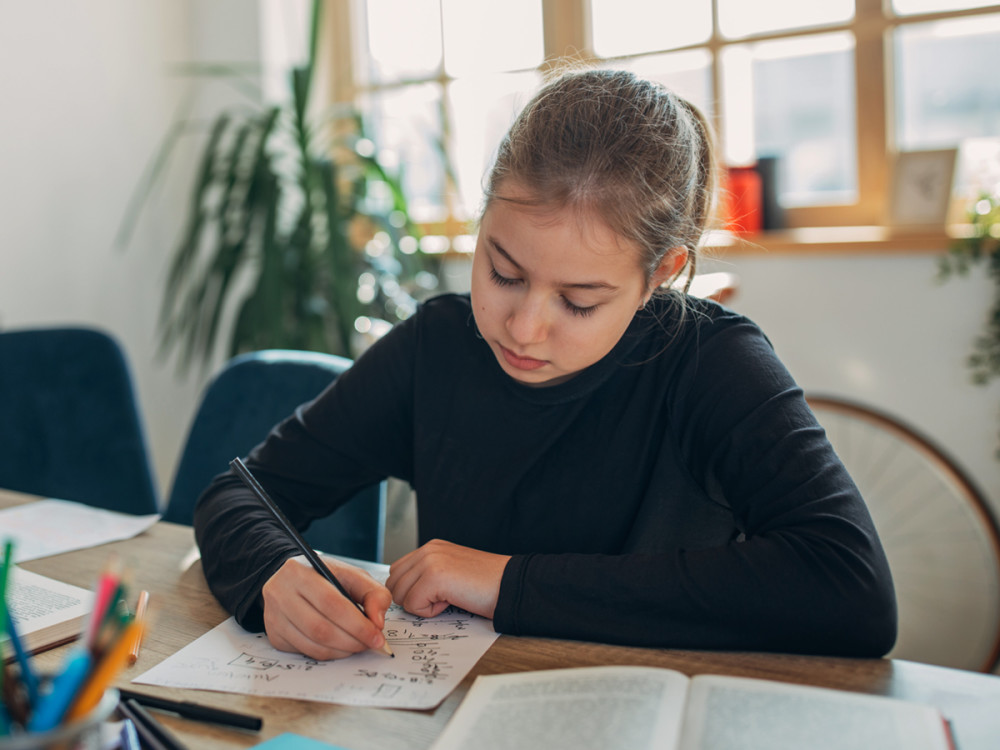 Writing Development by Age | Understood - For learning and thinking differences