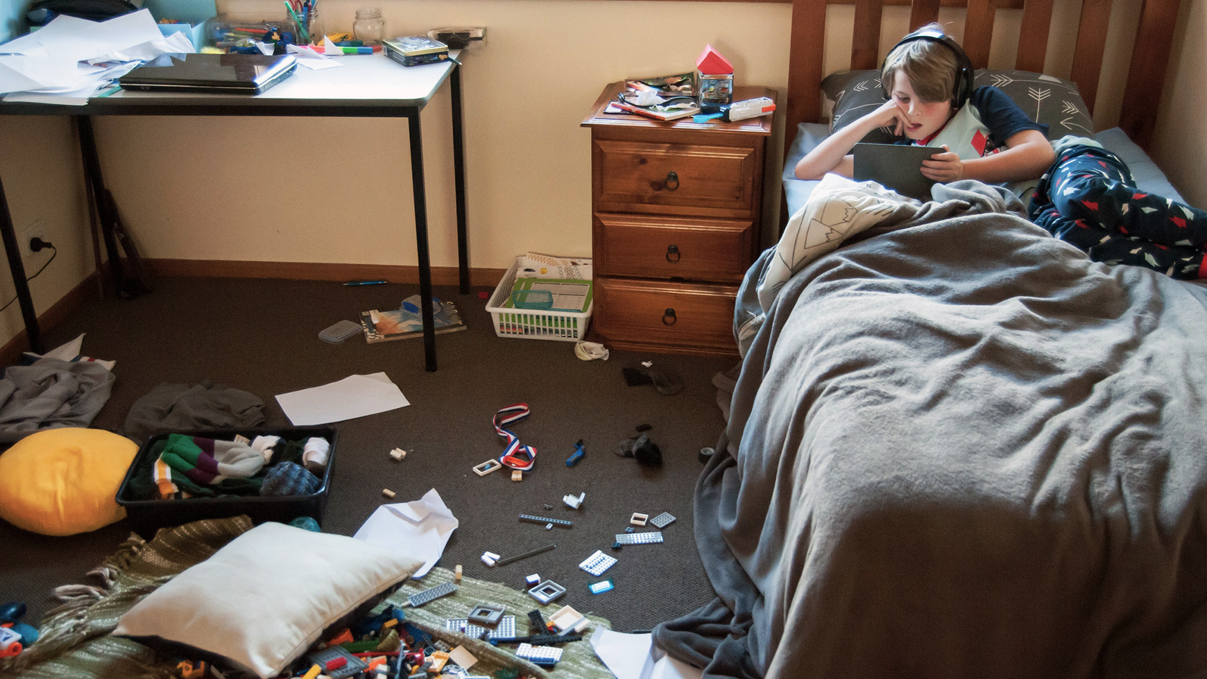 Why Are Kids With Adhd Messy