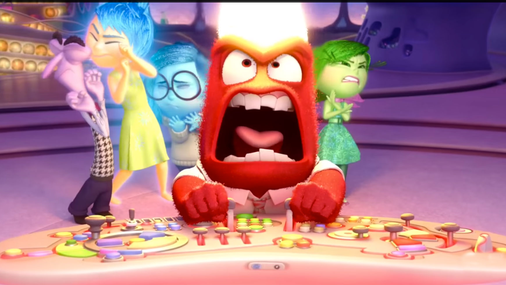 Inside Out | New Pixar Film Helps Kids With Attention Issues Understand  Emotions