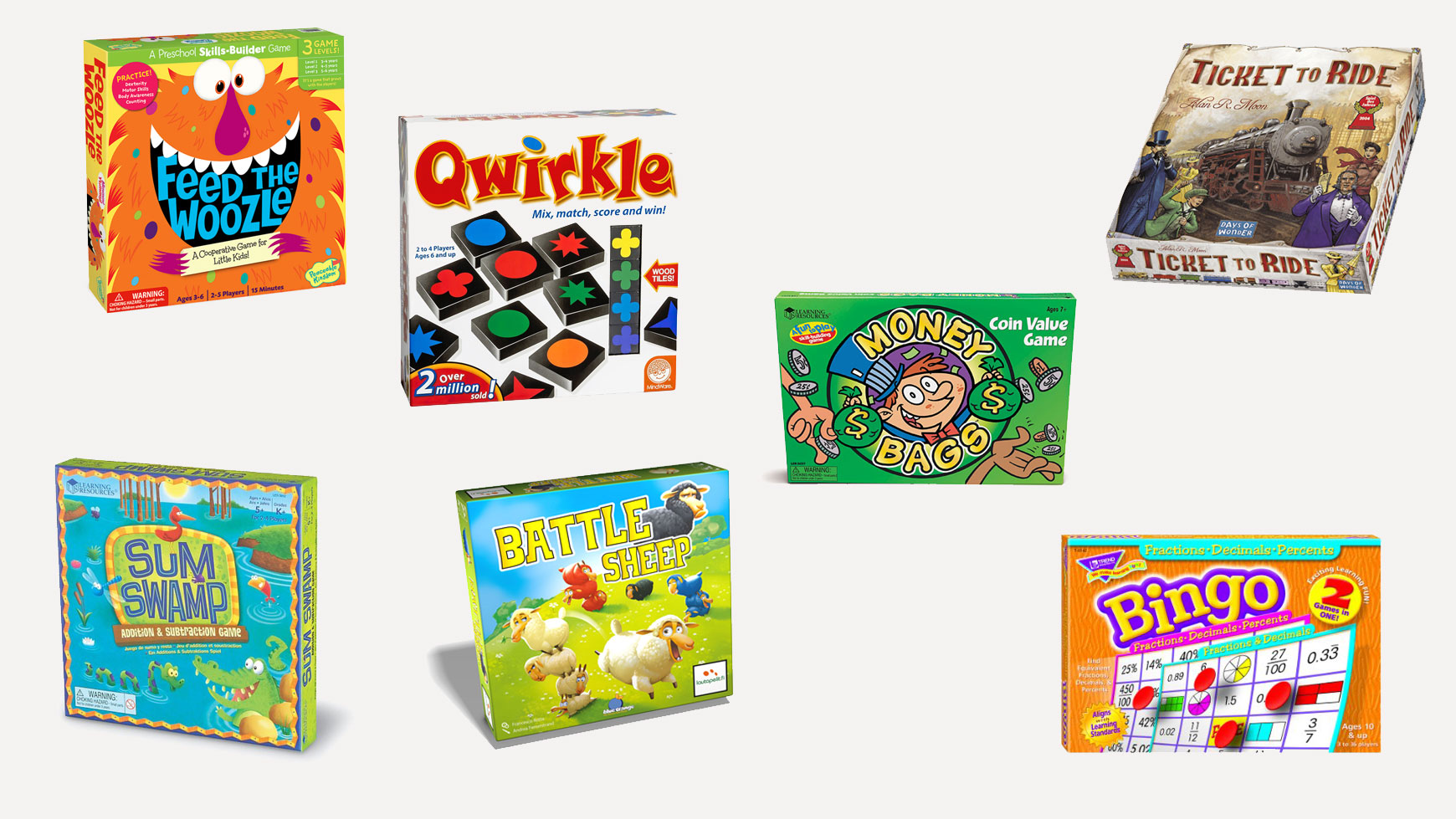 Math Board Games Board Games That Teach Math Skills