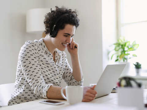 Transcribing Video Calls: Accessibility Tips When Working From Home