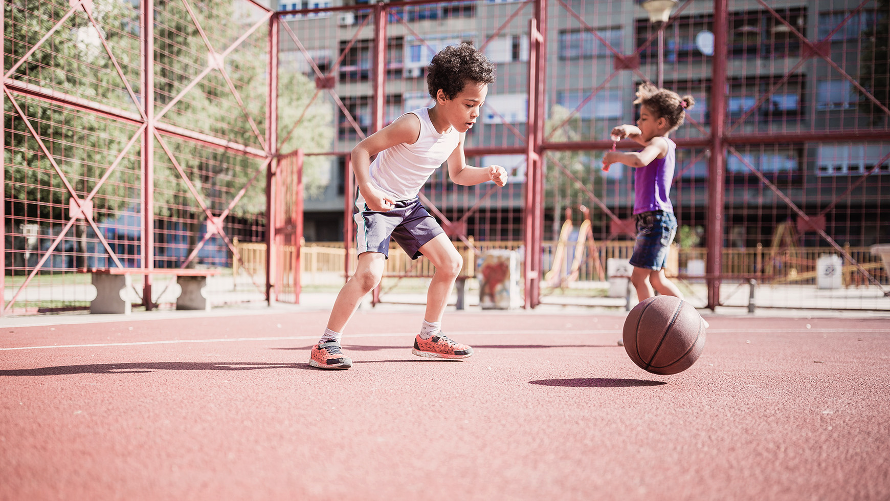 Game For Child Ball Development Coordination Motor Training