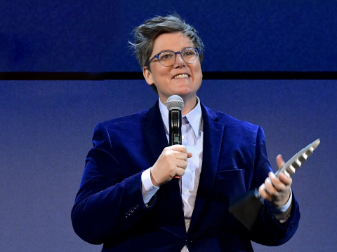 "Hannah Gadsby's ""Douglas"" and a Later-in-Life Autism Diagnosis"