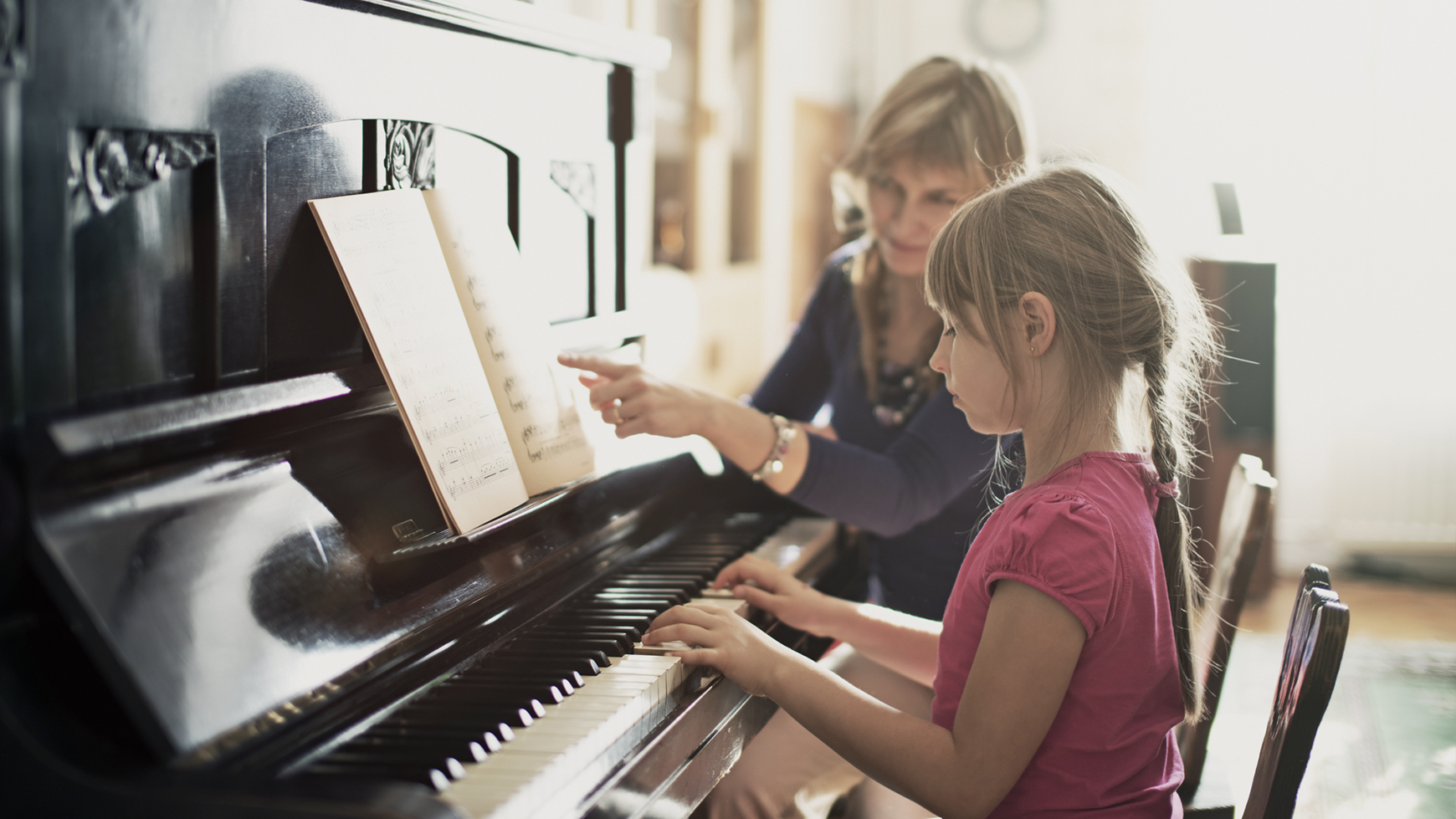 Why piano is a great first instrument to learn