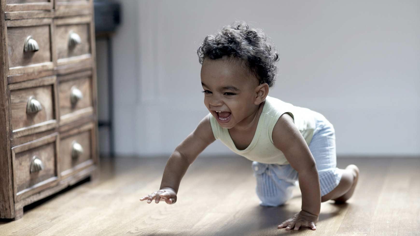 Developmental Milestones From Birth to Age 1