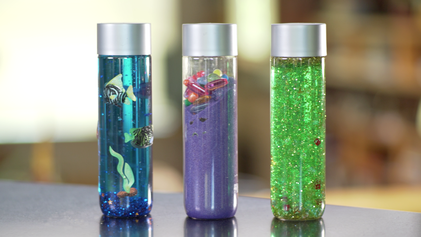 How To Make A Sensory Bottle Understood For Learning And Thinking Differences