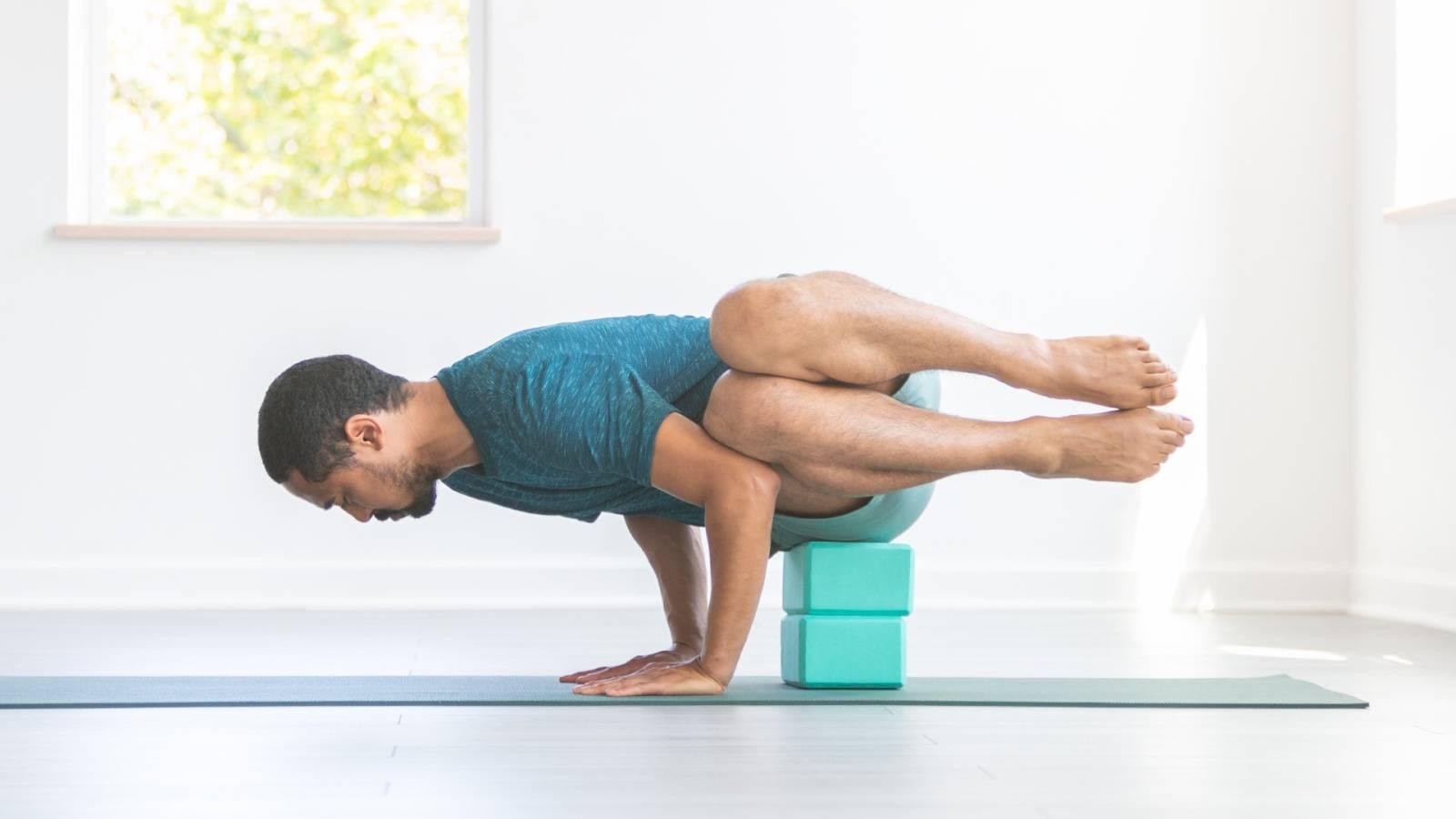 Make 50 Arm Balances Easier Using Just 50 Blocks