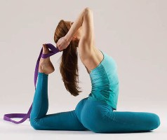 a heartopening sequence for natarajasana king dancer pose