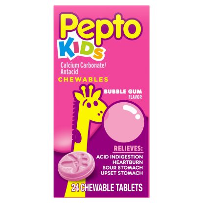Pepto kids front