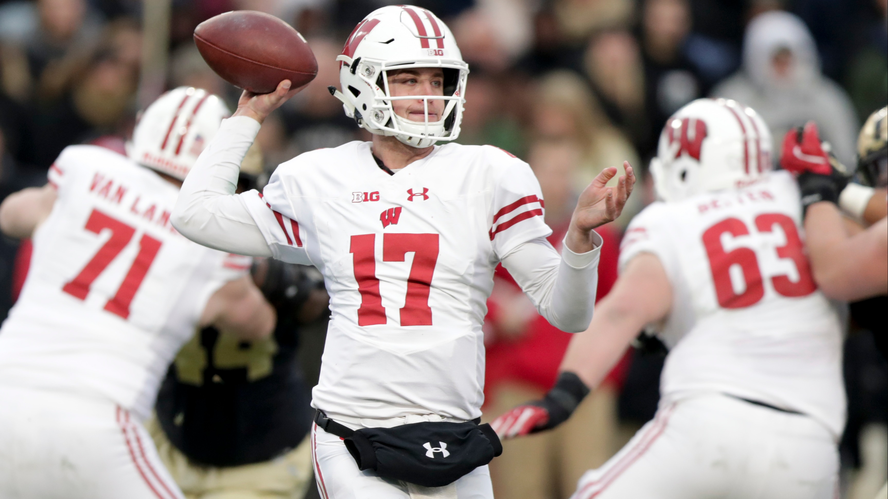 Wisconsin Season Win Total Predictions For 2019 Badgers
