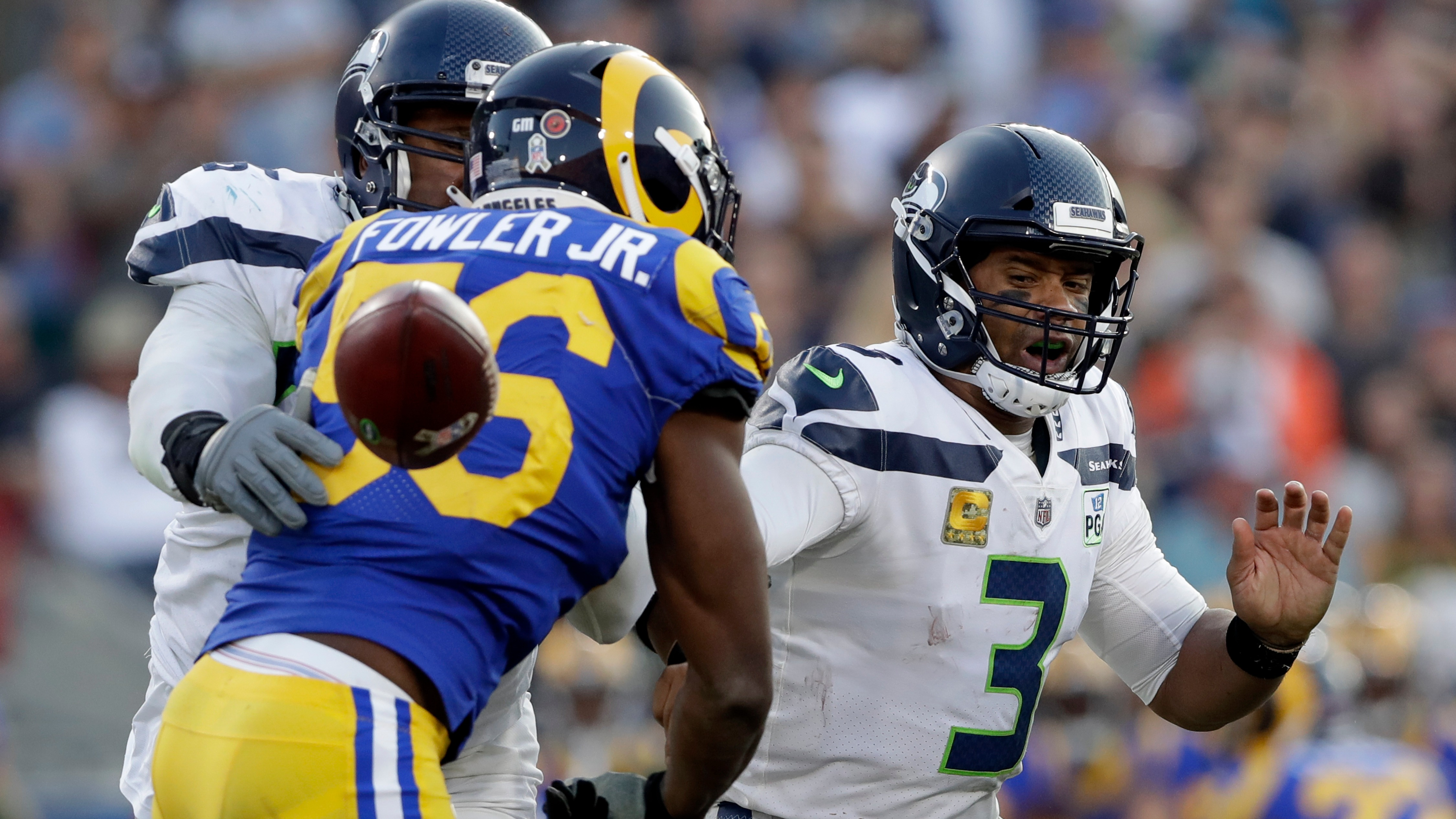 Public Pounding Overvalued Seahawks In Clash With Rams On
