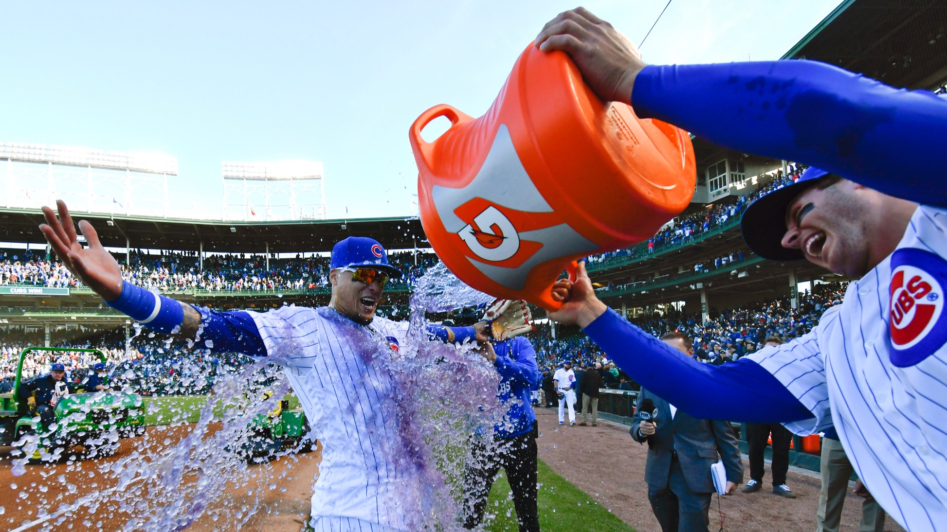 MLB Sunday betting, odds: Cubs go for sweep of Cardinals