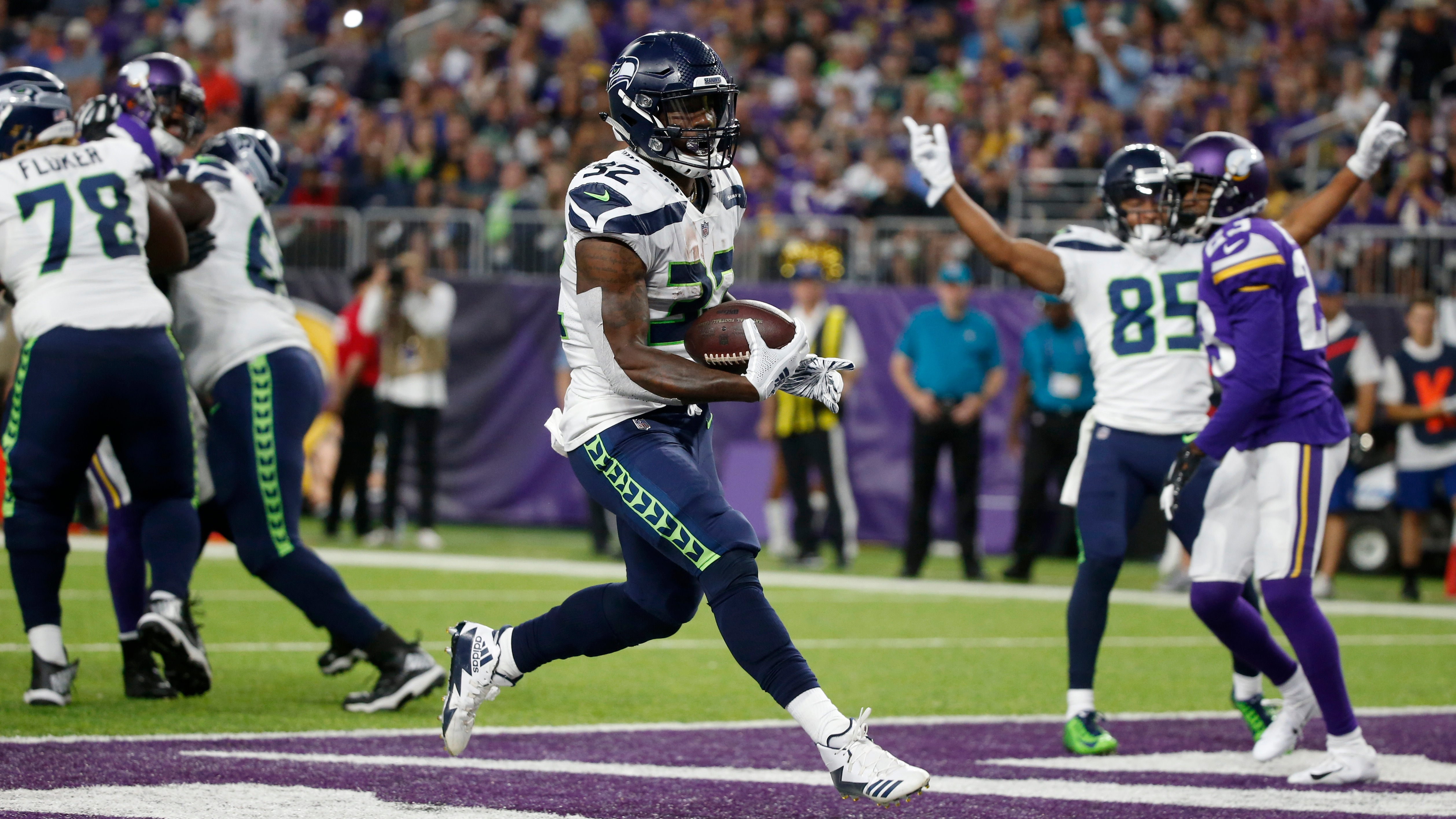Week 14 Fantasy Football Sleepers And Busts Chris Carson Will