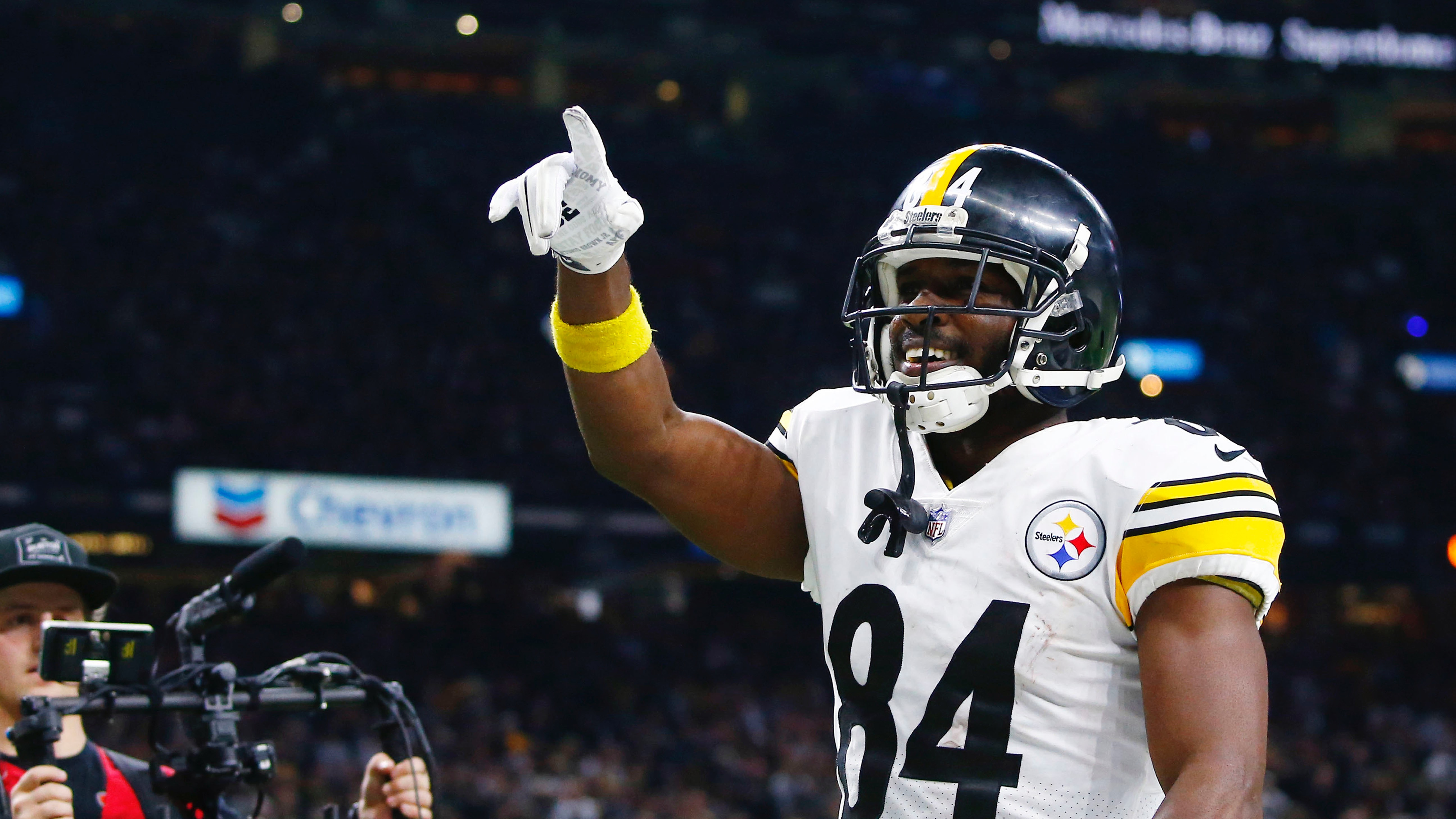 d77a8fed5 Antonio Brown not favored to land in NFC North