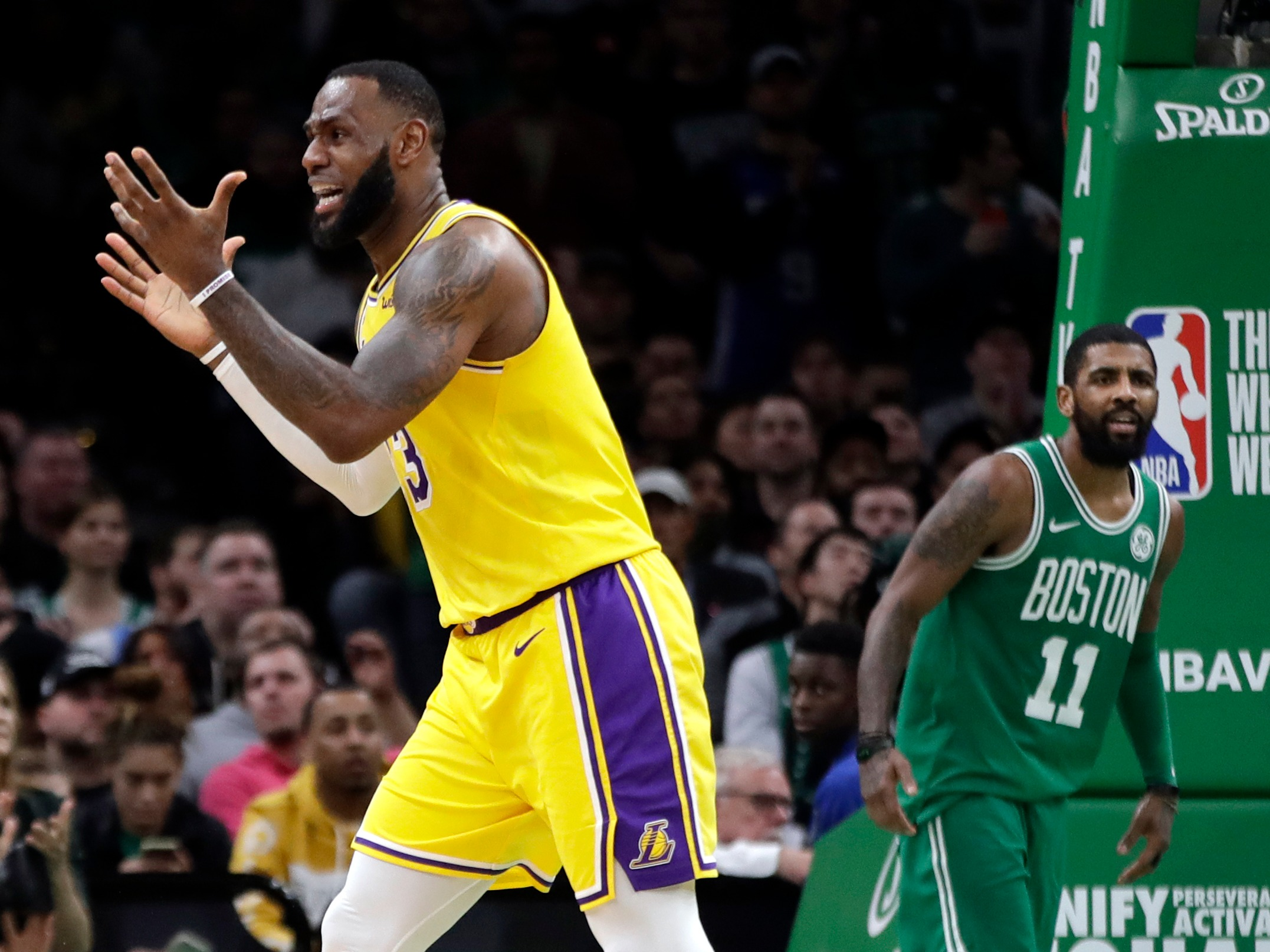 d32977dc5 The plight of LeBron s Lakers and other second-half NBA storylines