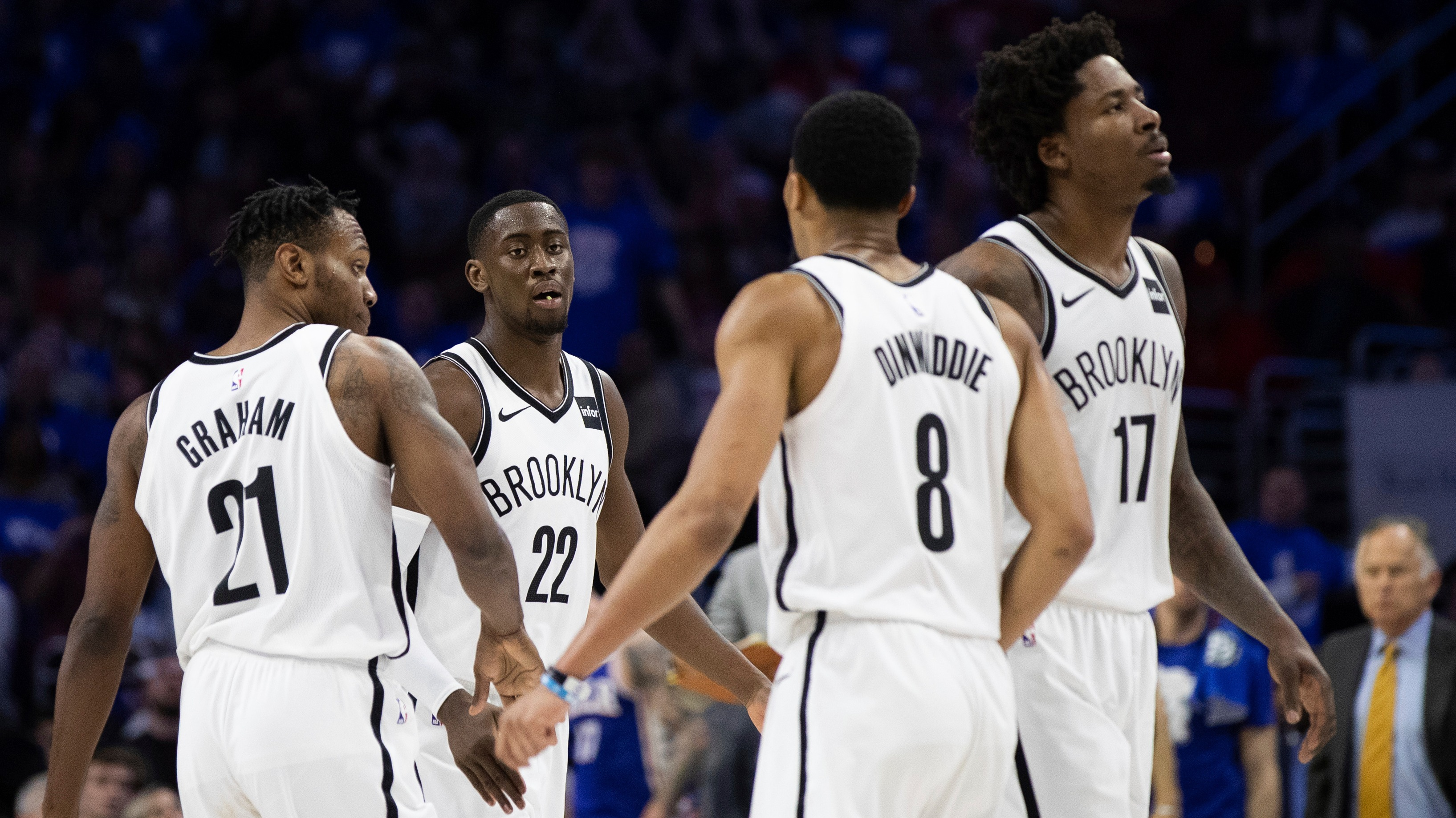 6696941aafa2 NBA playoffs betting recap: Nets, Magic score massive upsets in Saturday  first-round openers