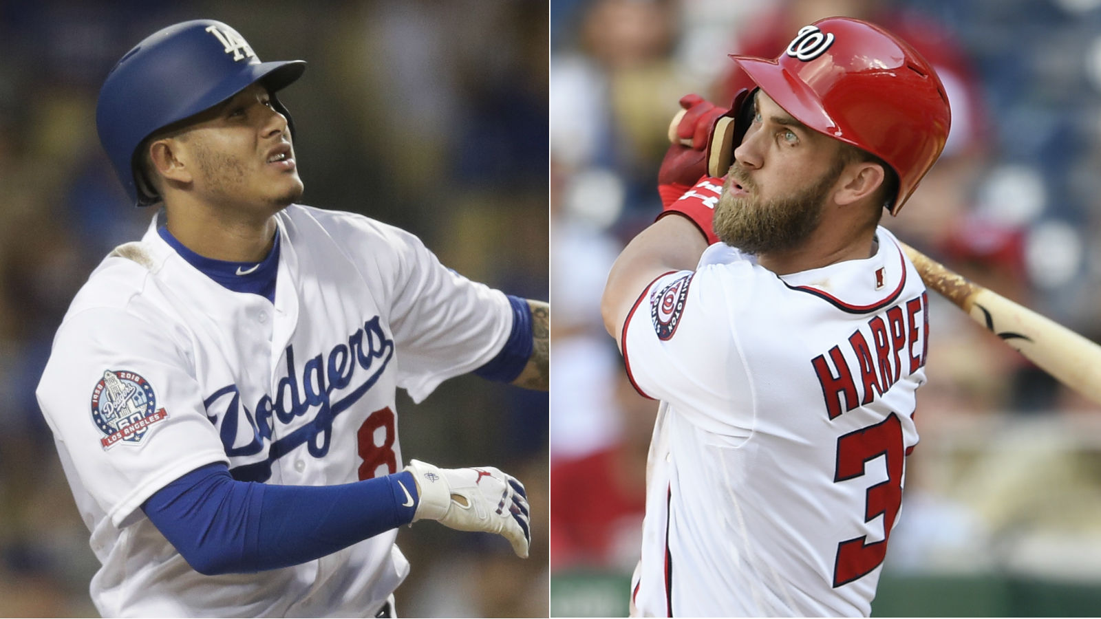 30de1aceeac8f7 Bryce Harper or Manny Machado: Which free agent is better fit for Cubs?