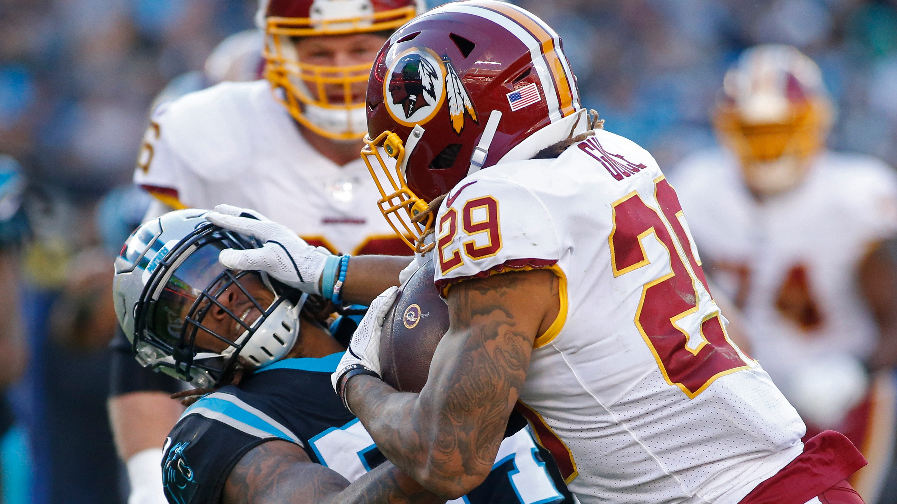 Week 13 NFL bad beats, betting upsets: Redskins, Dolphins