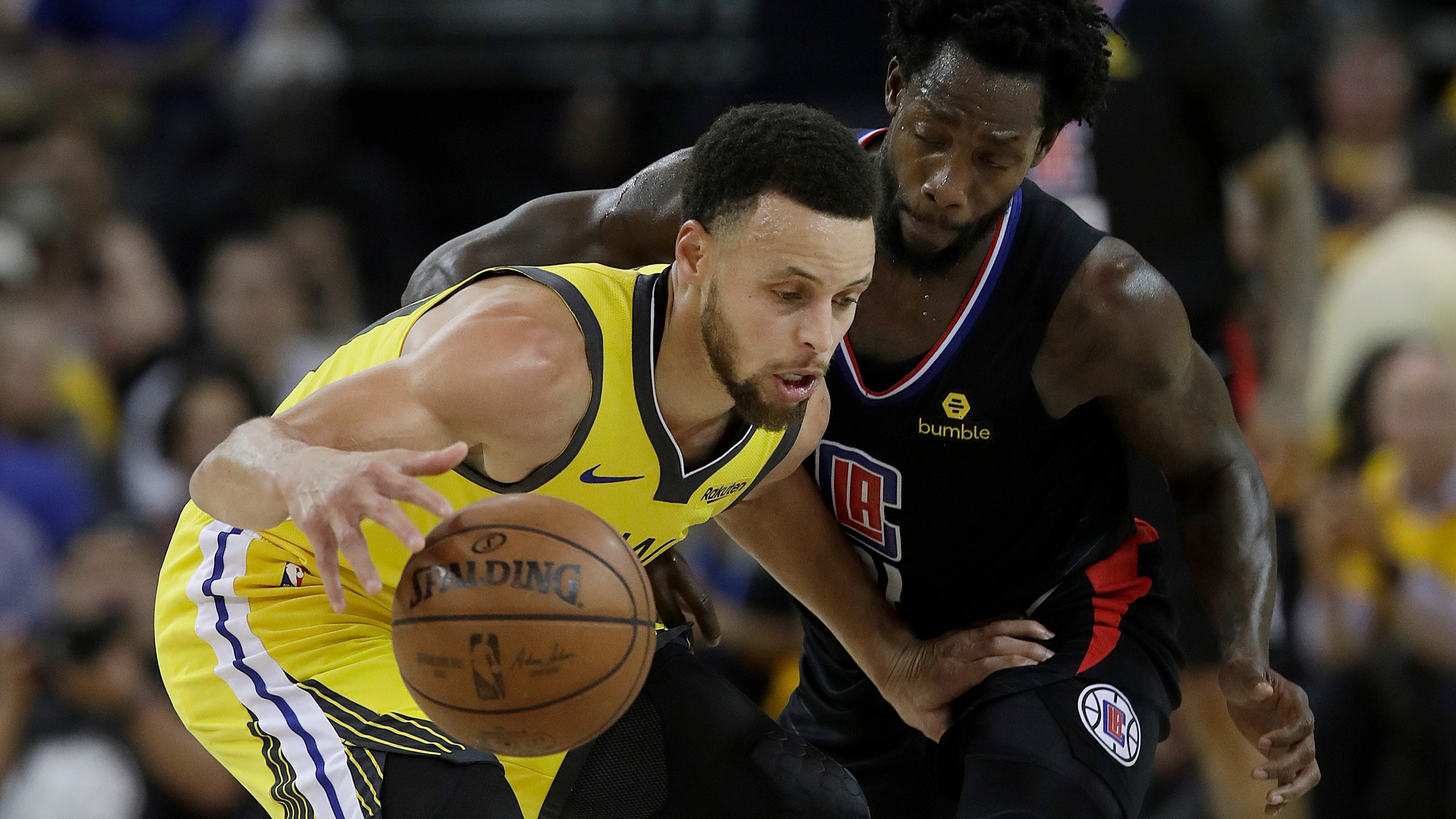 the latest 1c150 ca406 2019 NBA playoff lines, odds, betting preview  Can Warriors recover from  Clippers comeback