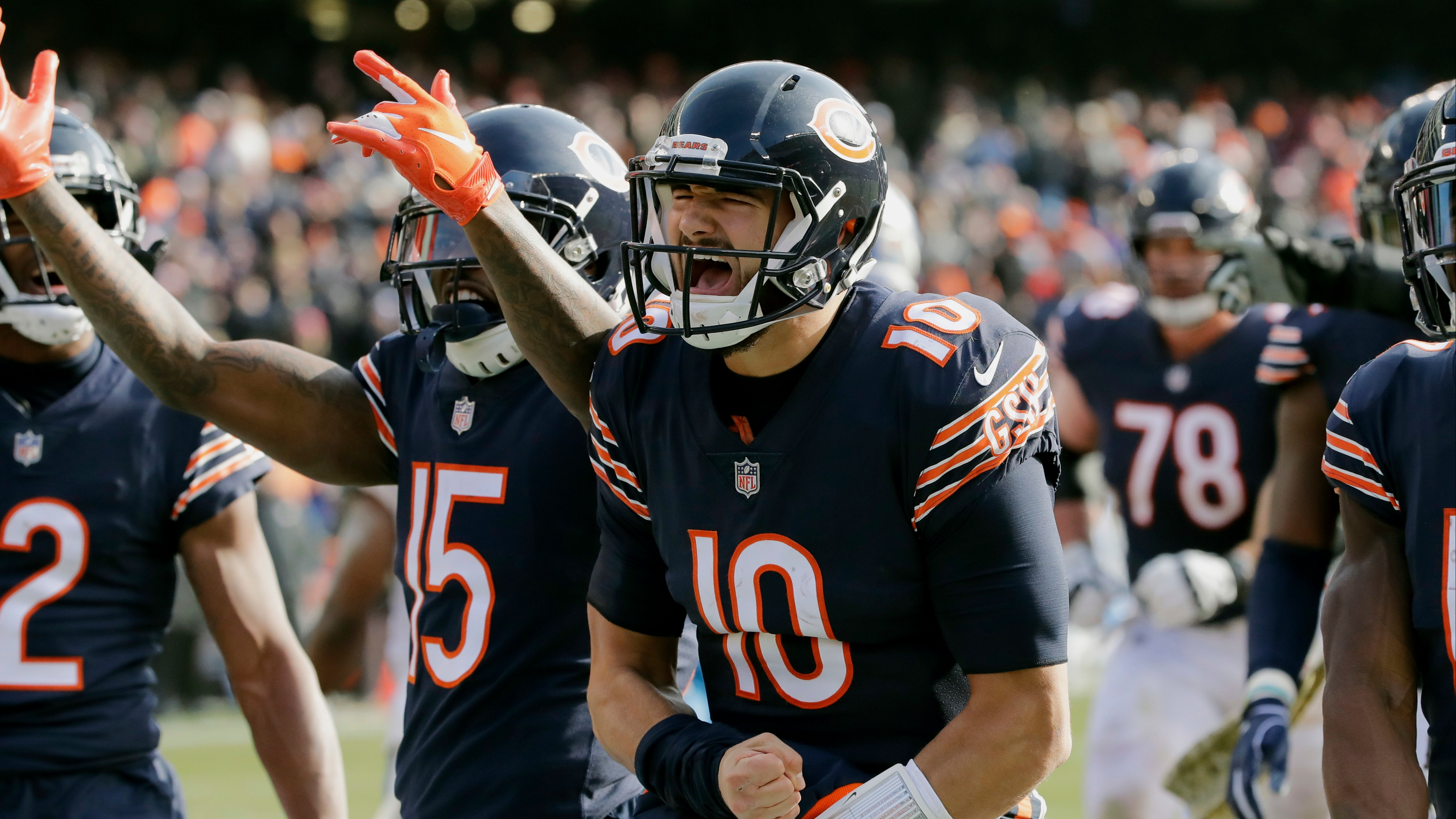 big sale b29e4 68017 Rams at Bears betting lines, odds, pick: Will Chicago ...