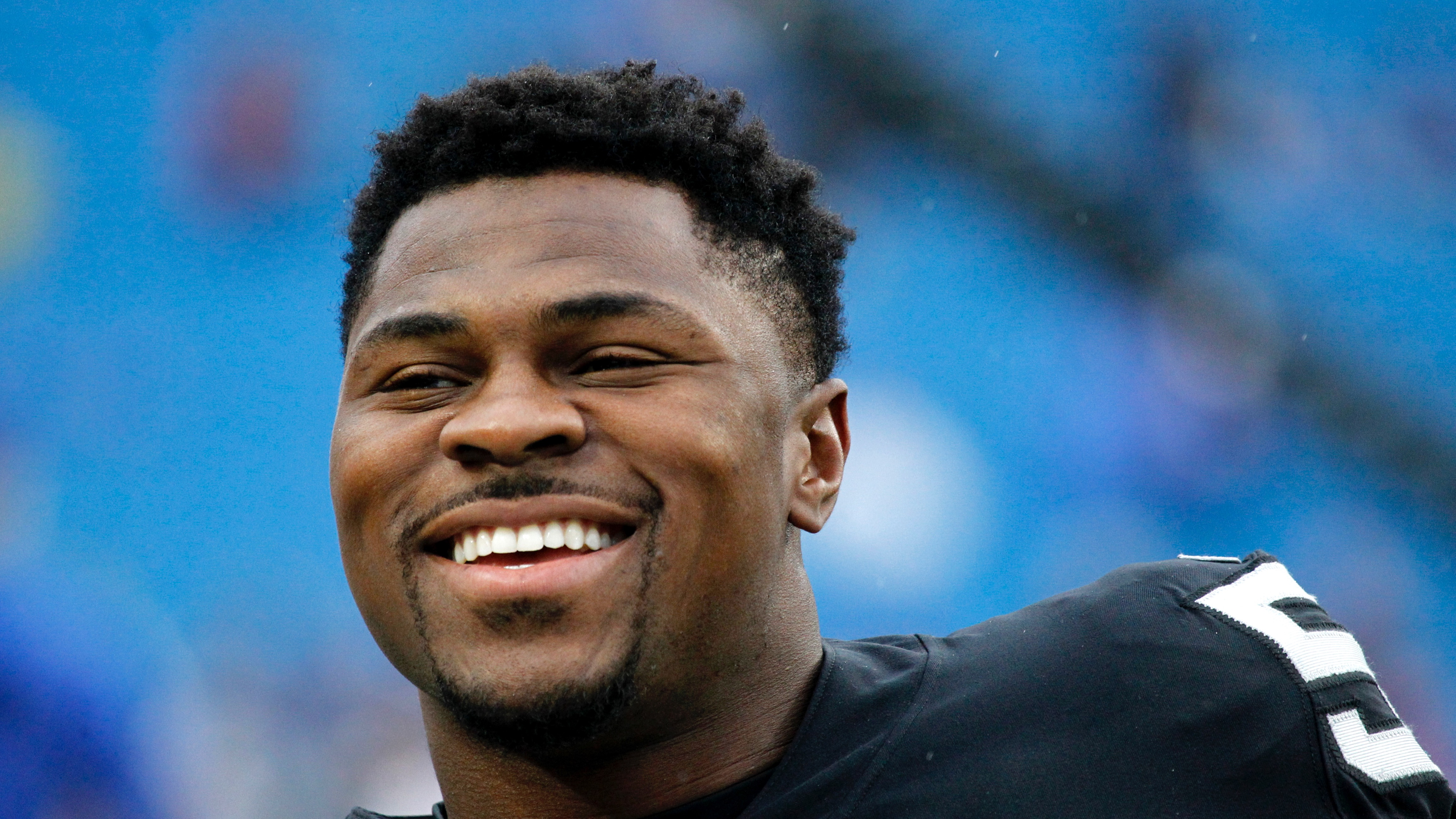 ab31f20e Khalil Mack's Bears jersey one of highest selling in preseason ... and he's  been in Chicago a week