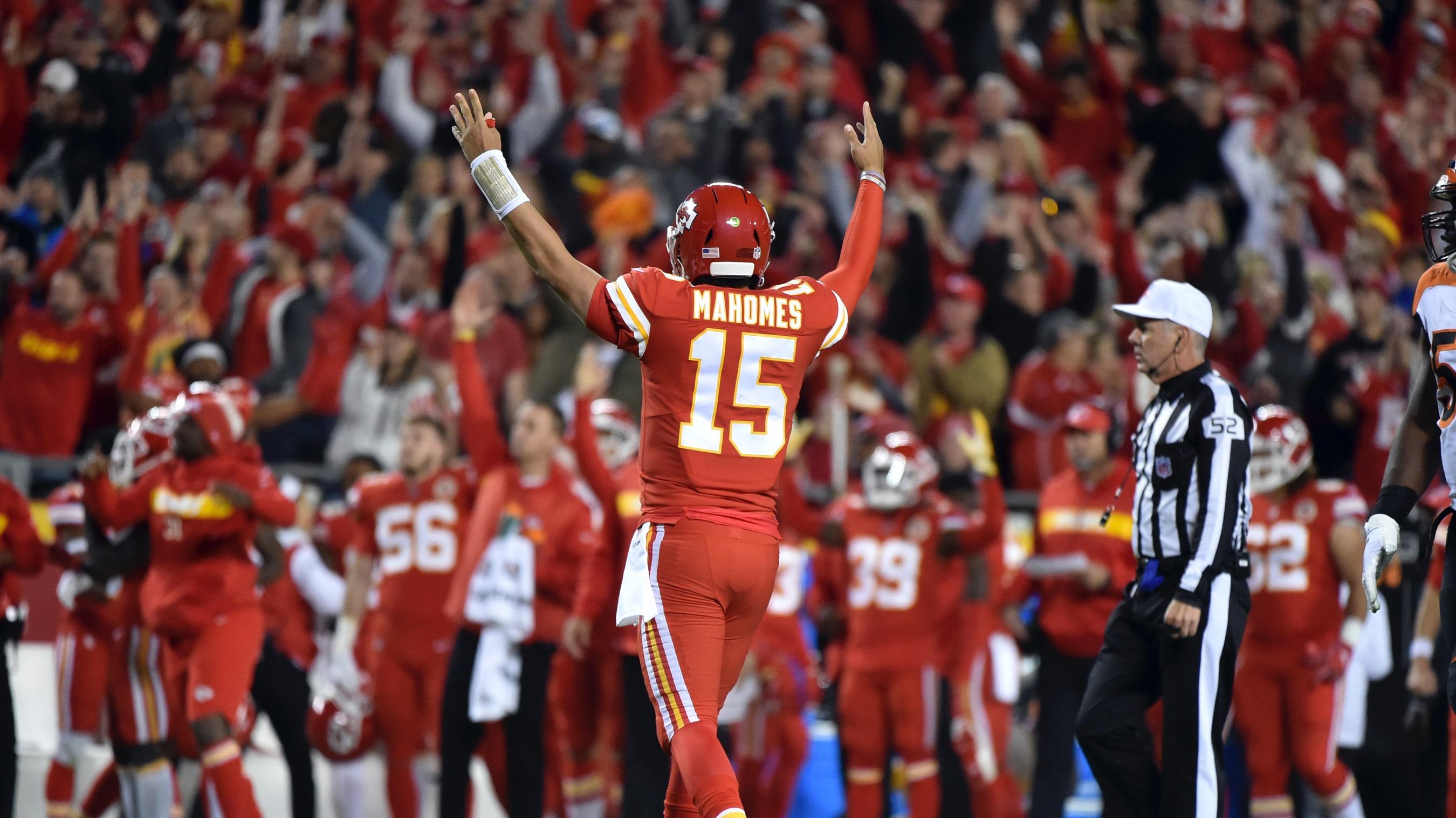 NFL Week 8 power rankings: Just bet the Chiefs every week