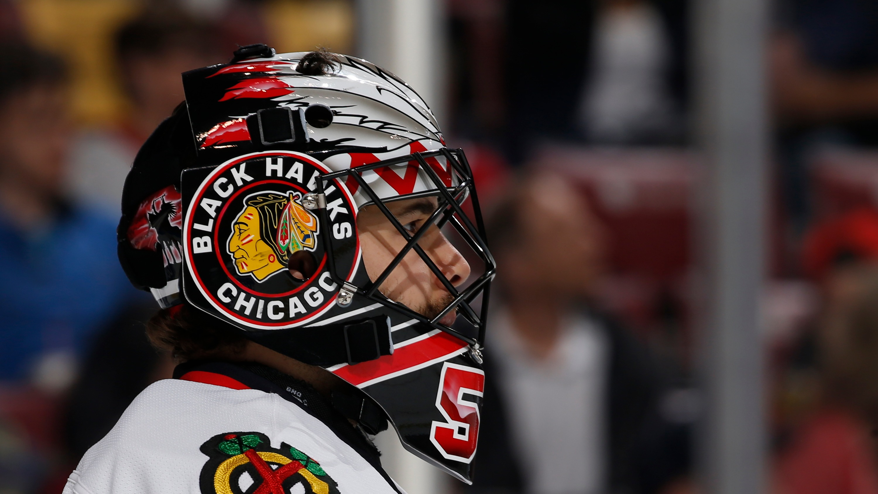 Corey Crawford Resolved To Carrying Chicago Blackhawks
