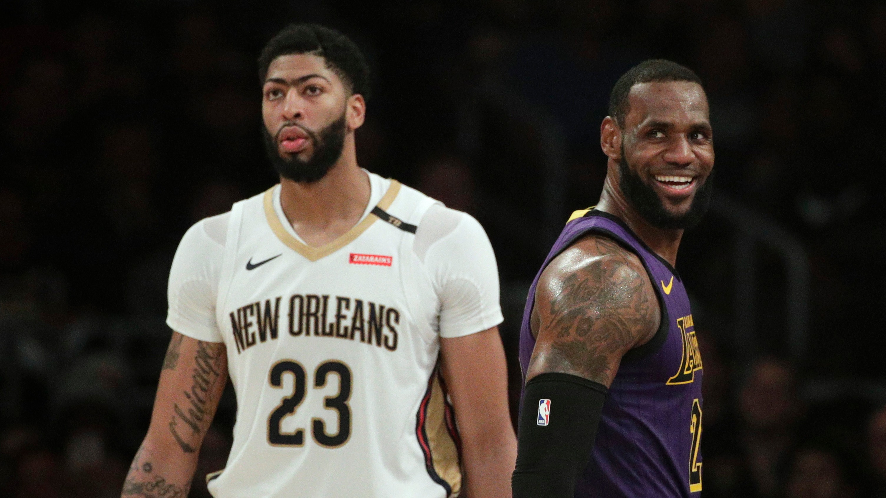 748deb37a Anthony Davis trade odds  Making the case for Lakers
