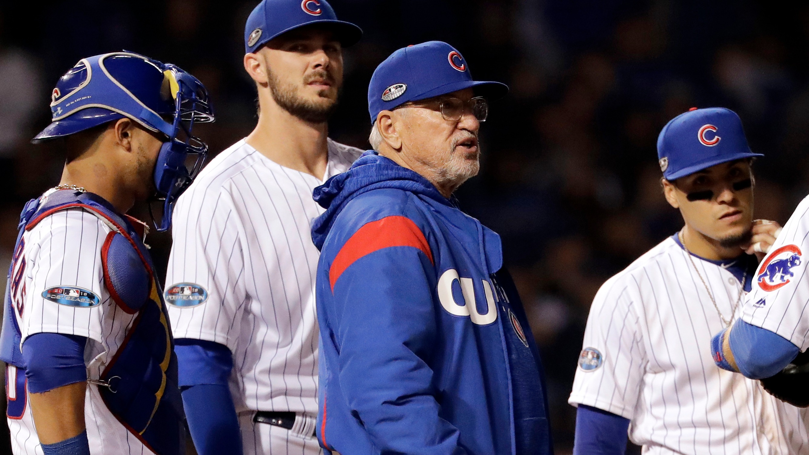big sale c3343 14d76 Cubs 2018 season eulogy: What went wrong, what happens next