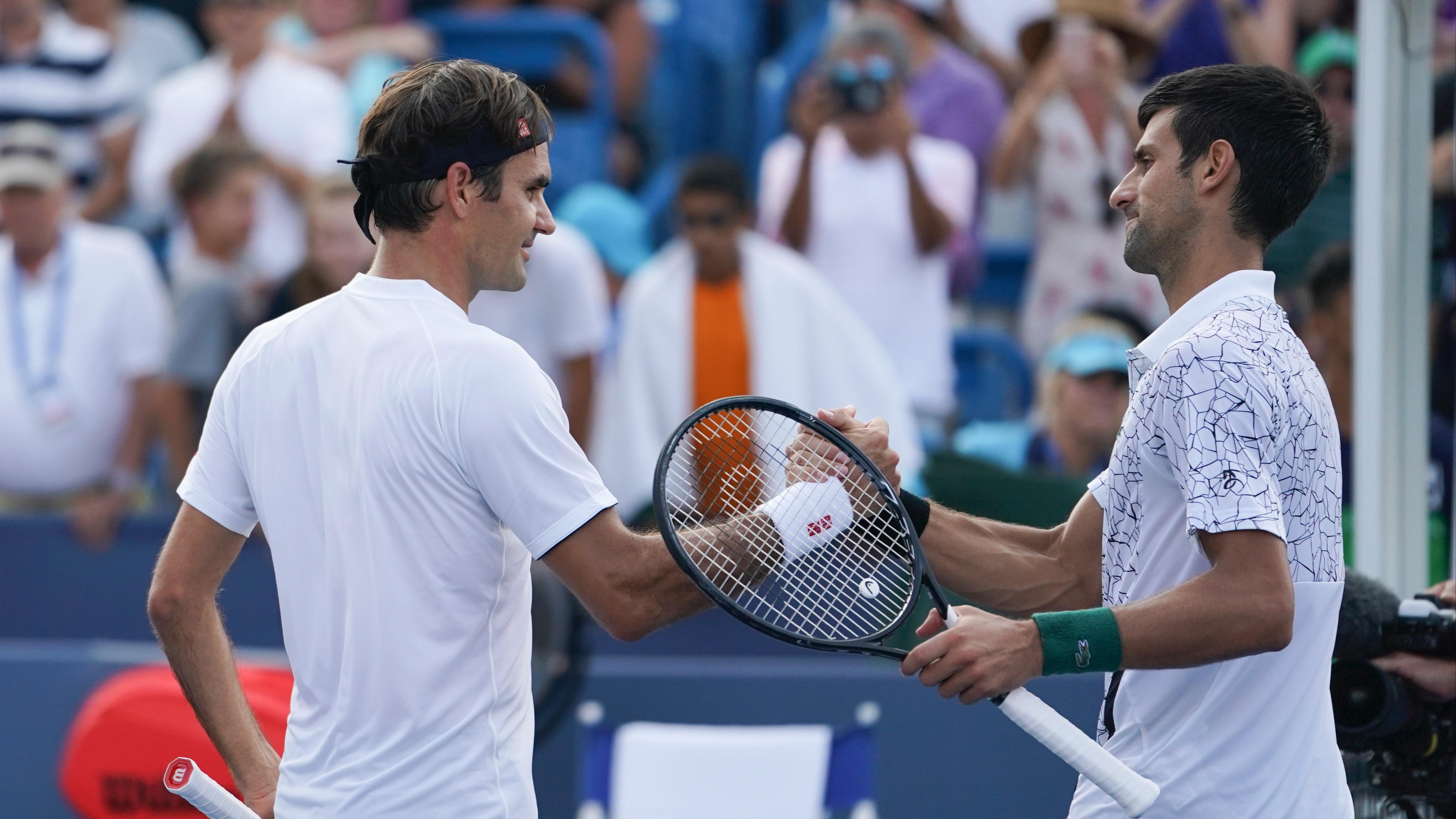 2019 Australian Open Odds Men S Singles Draw Roger Federer Novak