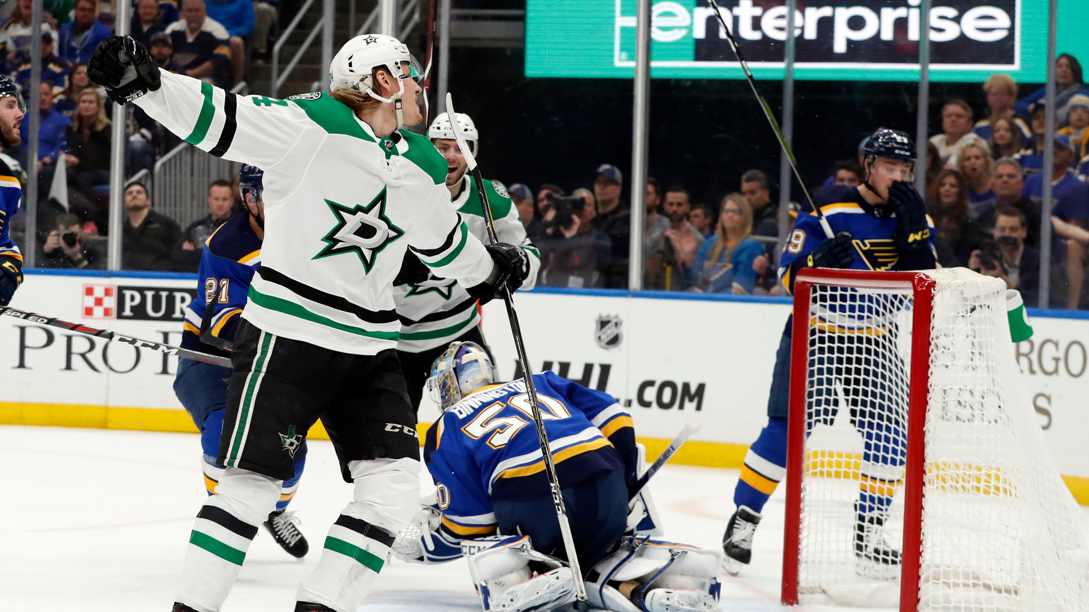 Blues At Stars Game 3 Odds Dallas Favored Monday But Not In Series