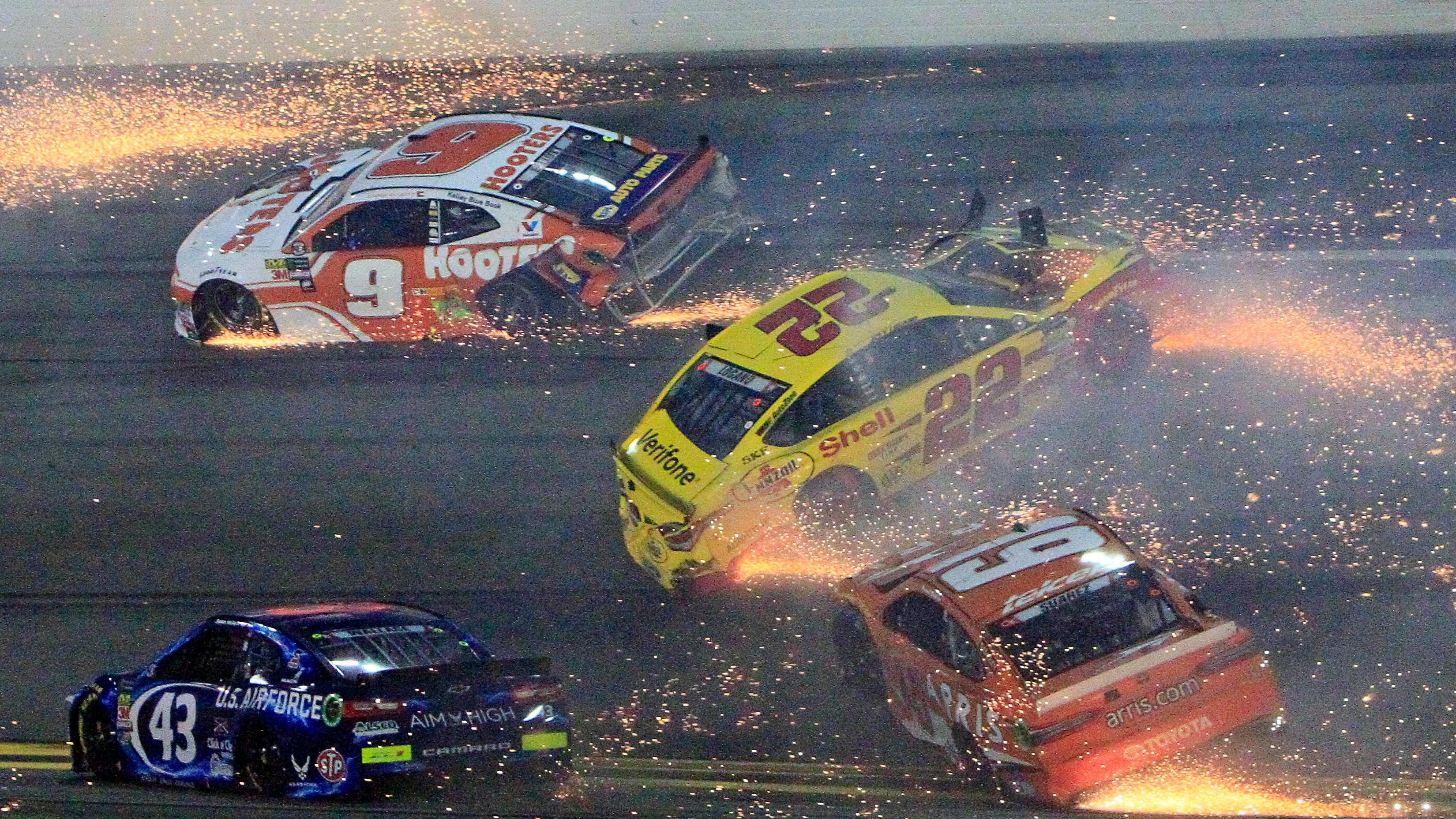 Betting the Daytona Duels 2019: Odds, driver matchups, starting