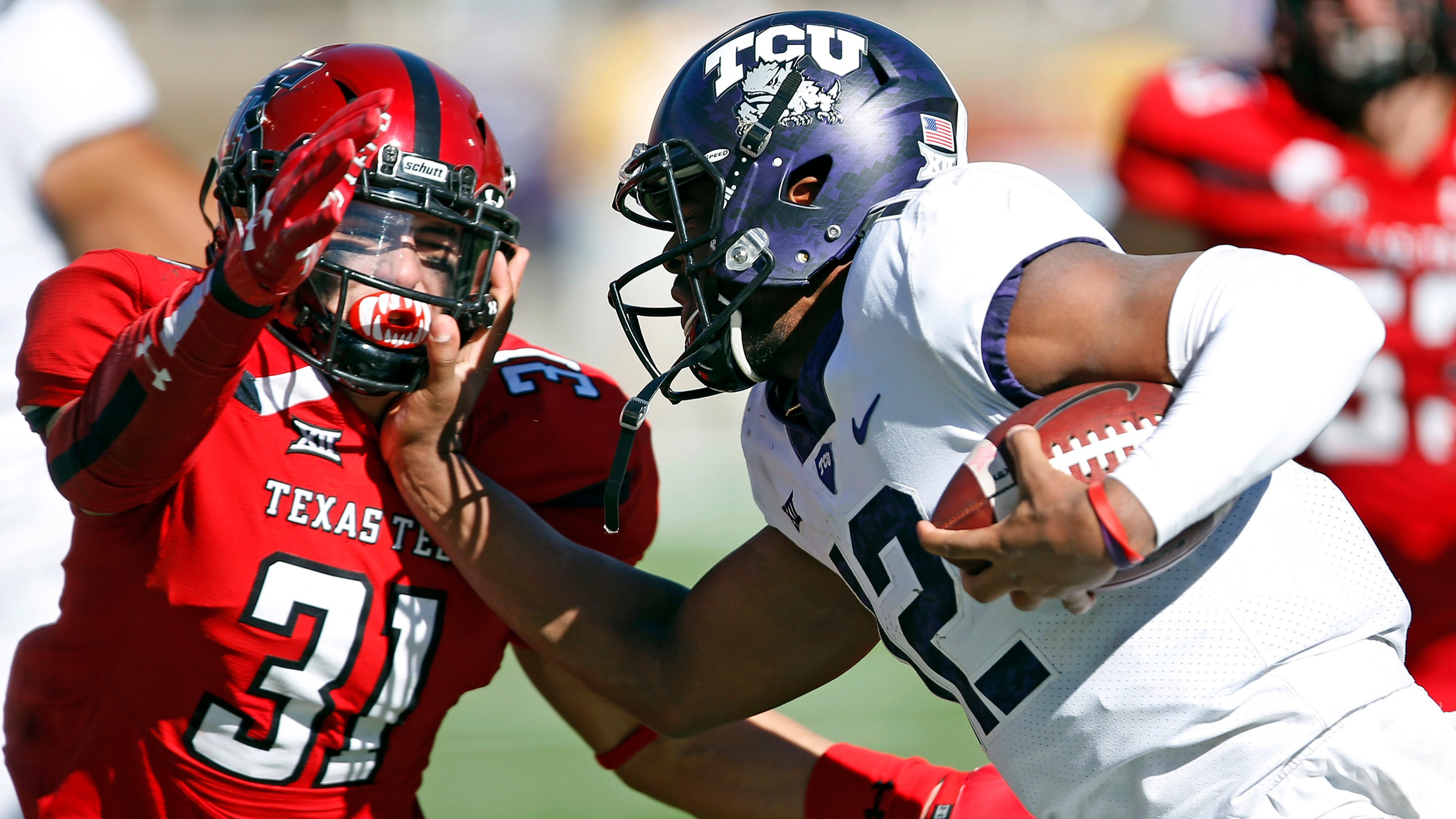 Tcu vs texas tech betting predictions nfl golf betting tracker