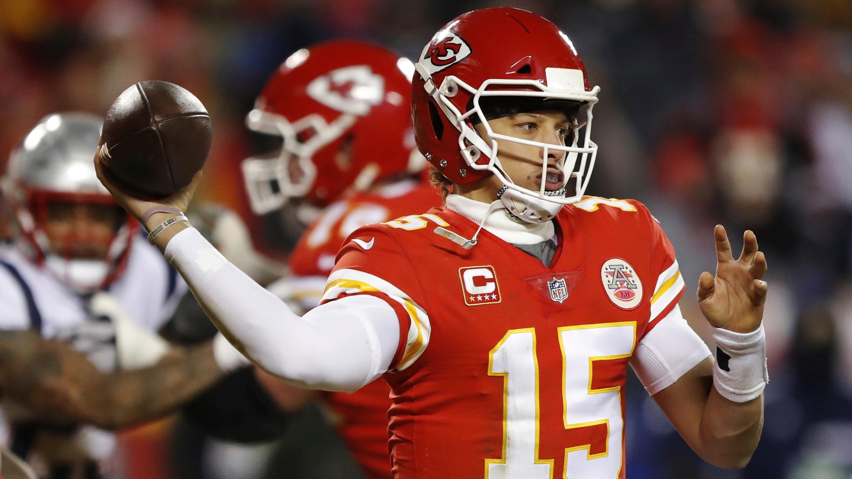 2019 Fantasy Football quarterback rankings: Patrick Mahomes